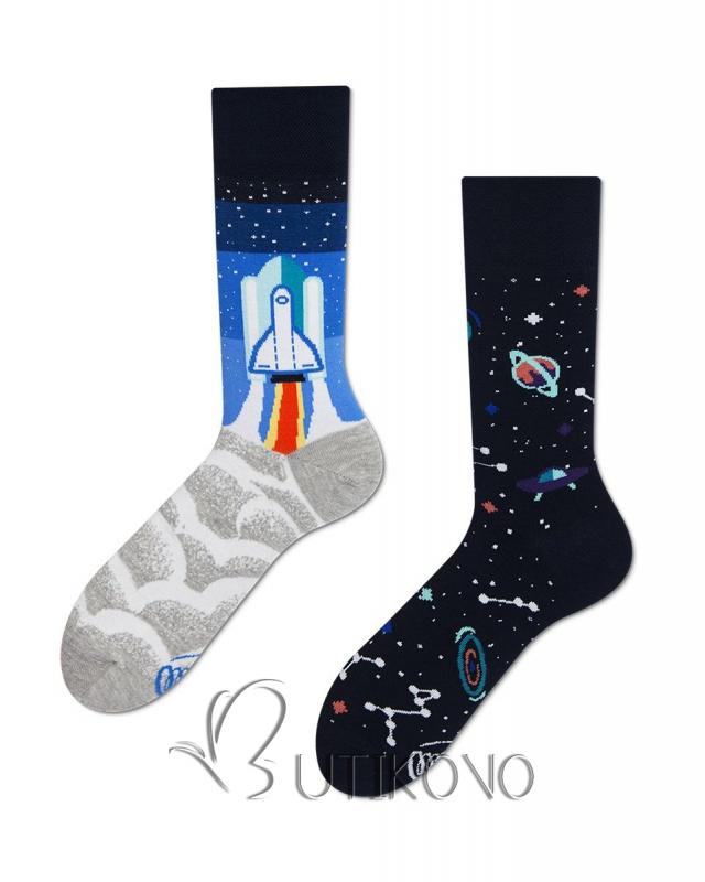 Ponožky Vesmírný výlet od Many Mornings