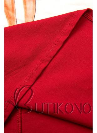 Červené šaty Urban Couture
