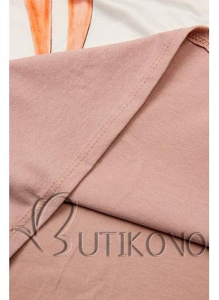 Růžové šaty Urban Couture
