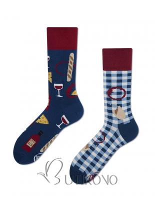 Ponožky Bonjour France od Many Mornings