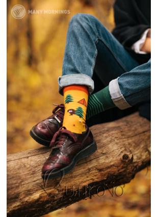 Ponožky Vzpomínky skauta od Many Mornings