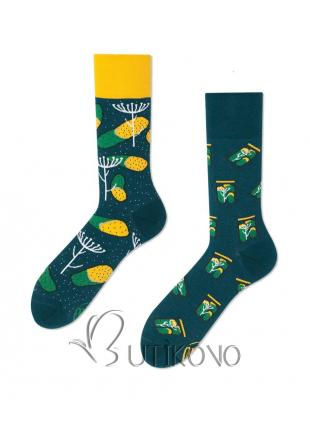 Ponožky Okurky od Many Mornings